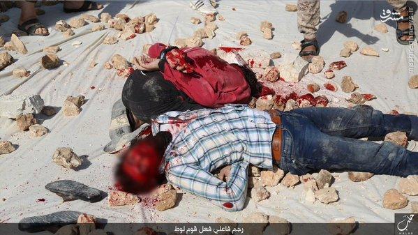 اعدام فجیع دو جوان اهل سنت در حلب+تصاویر