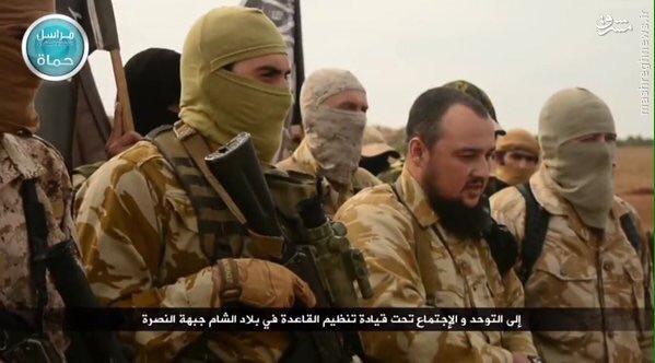 اتحاد تروریستهای قفقازی با القاعده+تصاویر