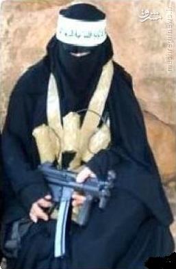 هفت زن خشن سعودی که به داعش پیوستند +عکس