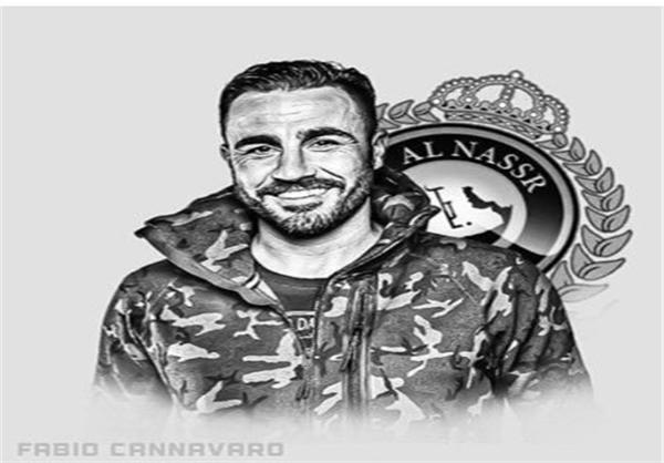کاناوارو خود را شبیه طرفداران النصر کرد +عکس