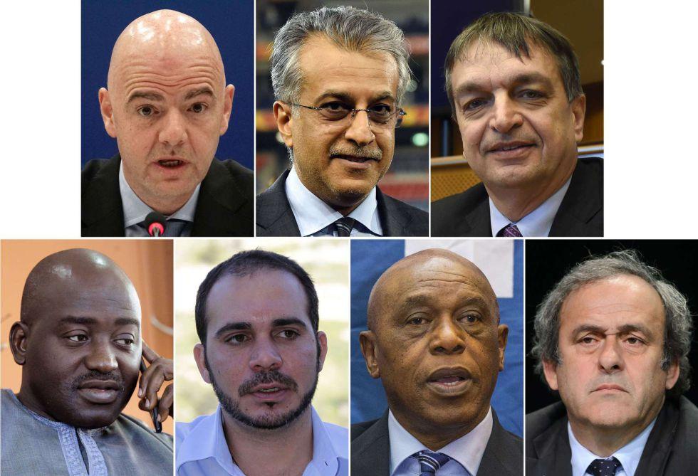 تایید نامزدی هفت کاندید انتخابات ریاست فیفا