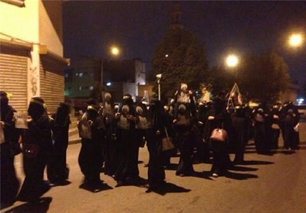 تظاهرات در عربستان در محکومیت حکم اعدام «شیخ النمر»+تصاویر
