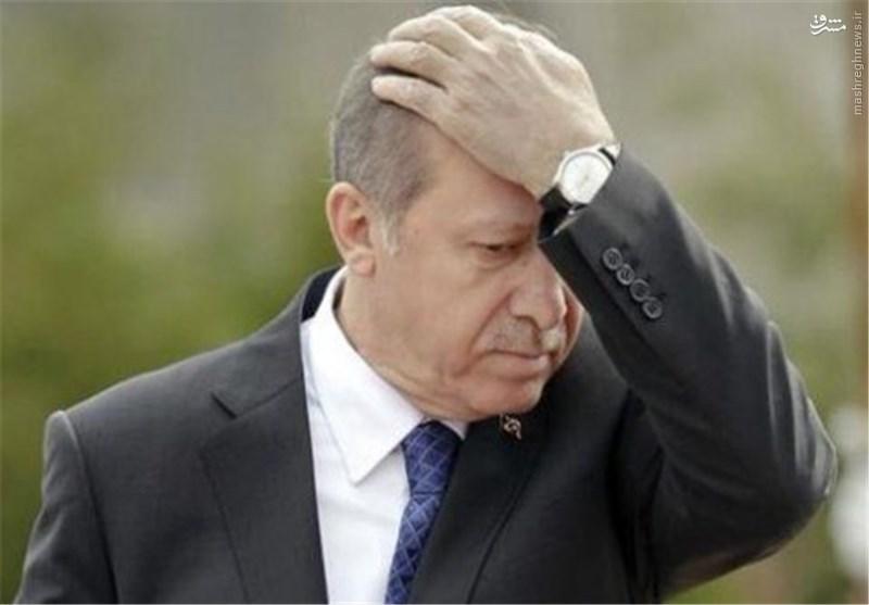 اردوغان از اوج قدرت تا پرتگاه سقوط