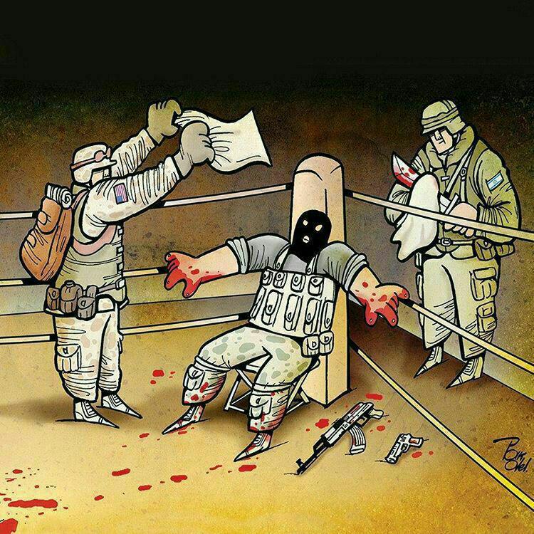 کاریکاتور/ احیای داعش
