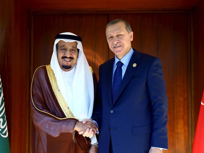رسانههای آمریکایی: این پادشاه مدافع تروریستهاست +تصاویر
