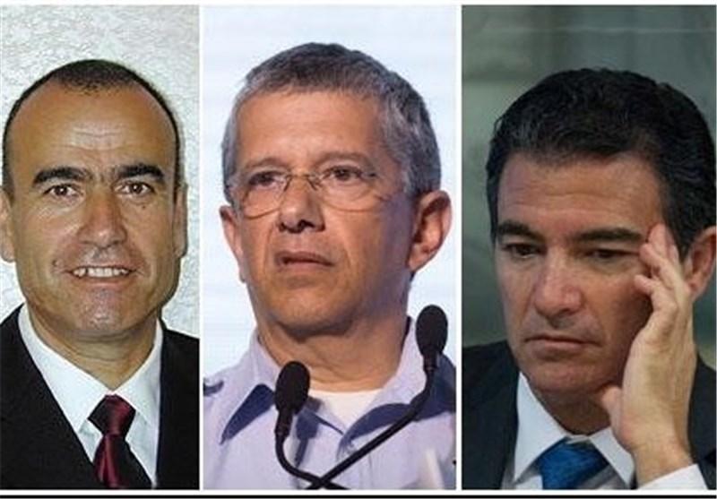 3 گزینه اصلی نتانیاهو برای ریاست جدید «موساد»+ عکس