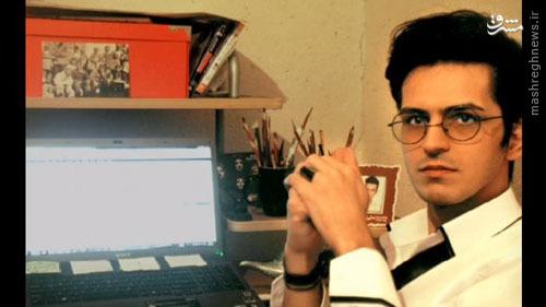 شاعر همجنسگرای ایرانی: تل آویو بهترین مکان زمین است +عکس