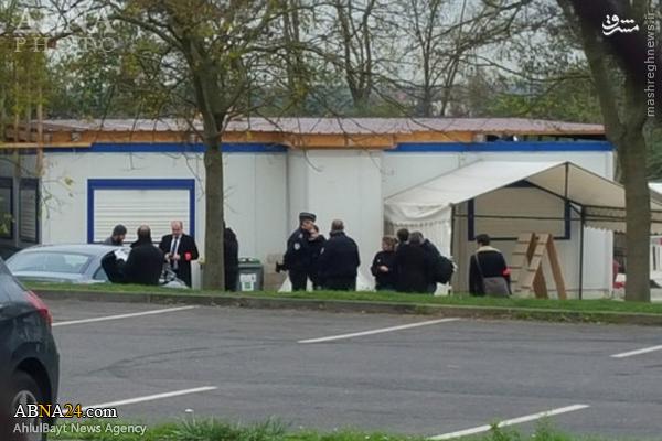 بسته شدن چهار مسجد بعد از حملات پاریس +تصاویر