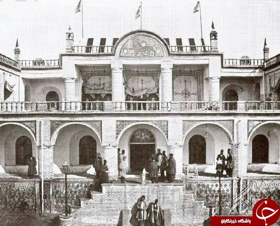 اولین هتل مدرن ایران +عکس