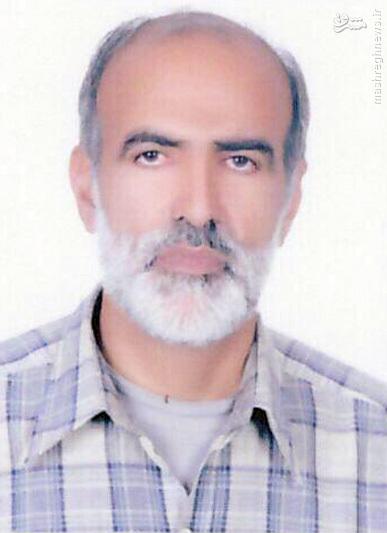 «حاج رضا» به شهدای مدافع حرم پیوست+عکس