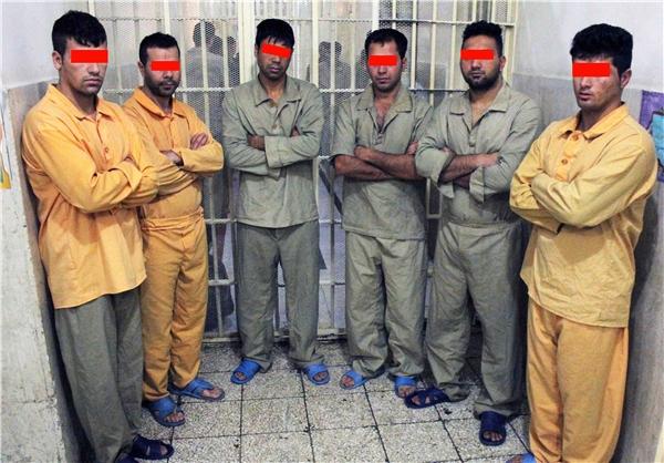 سرقت مسلحانه تحت پوشش گروهک داعش+عکس