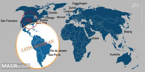 پایین ترین سطح روابط با آمریکای لاتین در ۱۰ سال اخیر