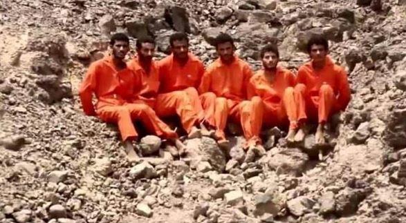 اعدام 24 یمنی به پنج شیوه مختلف توسط داعش +تصاویر