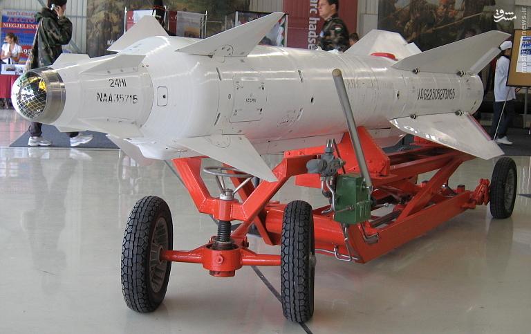 اکسیر ایرانی جنگنده کهنهکار روسی را به آسمان بازگرداند +عکس (اماده)