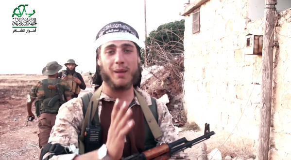 عکسی که تروریستها از شکست خود منتشر کردند