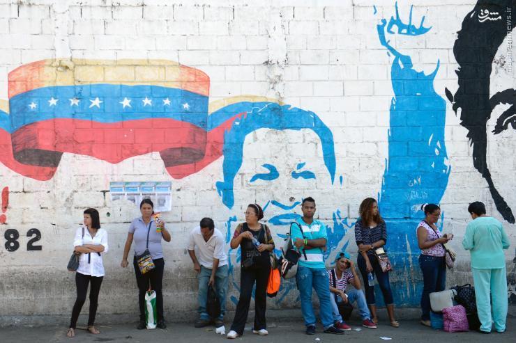 شکست حزب حاکم در انتخابات پارلمانی ونزوئلا