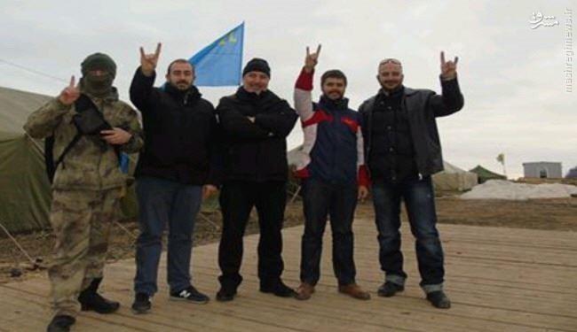 هجوم گرگهای خاکستریِ ترکیه به روسیه