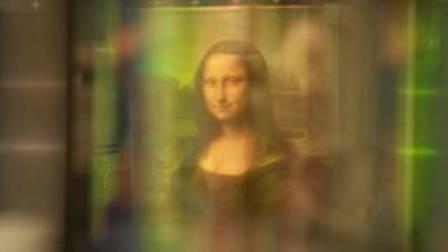 کشف تصویری پنهان زیر چهره مونالیزا