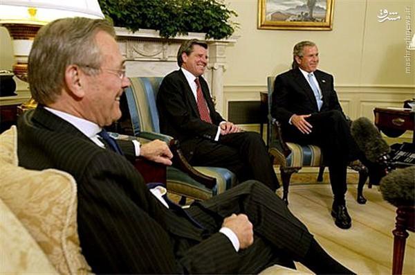 پل برمر: تا زمان تامین منافع آمریکا، نیروهای ما باید در عراق بمانند.
