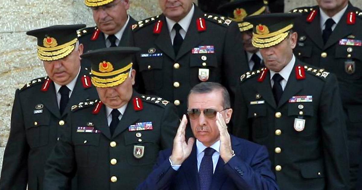 اردوغان به خاطر این 12 مورد به عراق لشکر کشید
