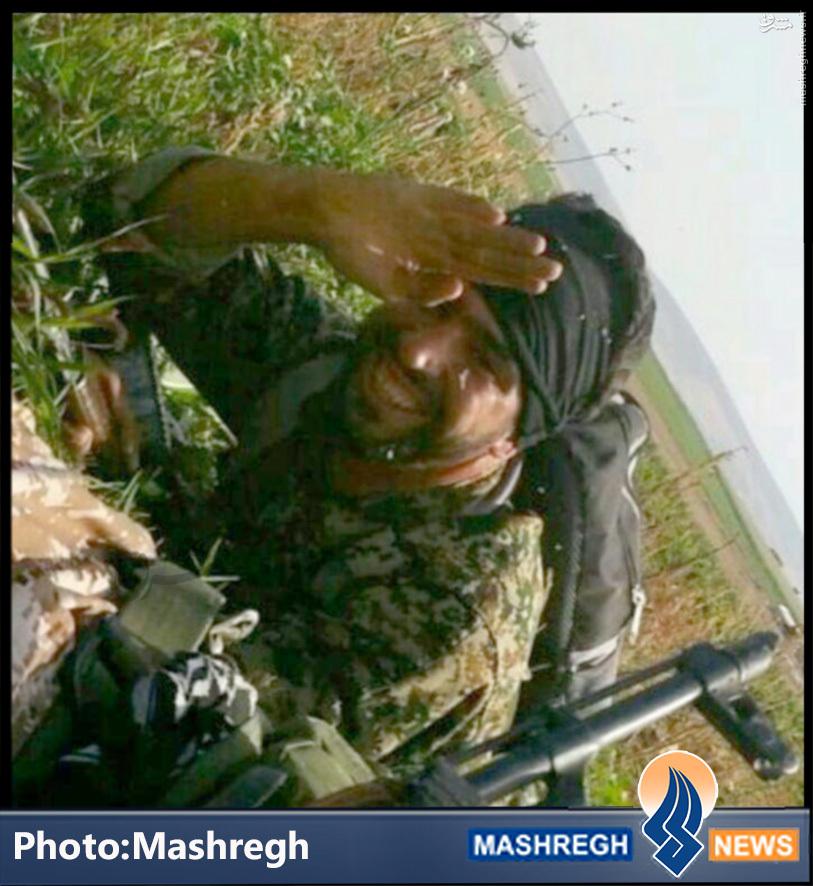 تصاویر/ پروازِ این «مدافعِ حرم» را به خاطر بسپار