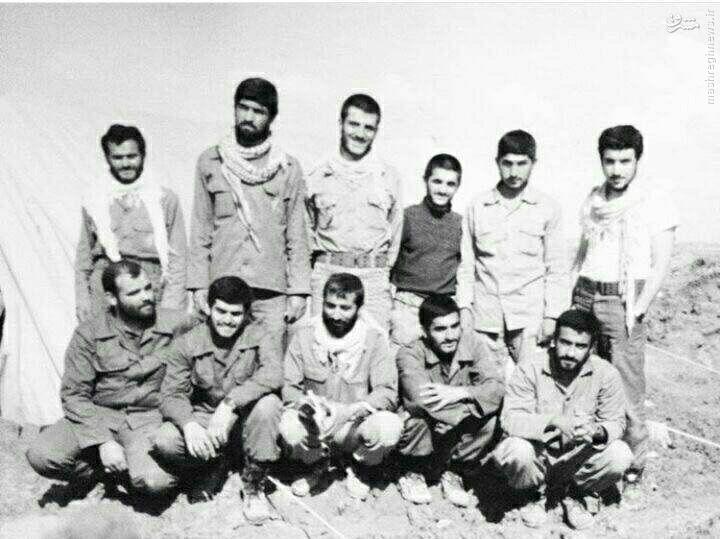 عکس/ عراقچی در جبهه