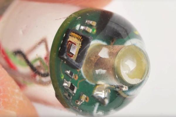 حسگر صوتی قابل کاشت در بدن ساخته شد
