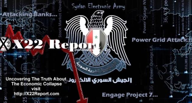 بحران سوریه ونسل جدید جنگ سایبری