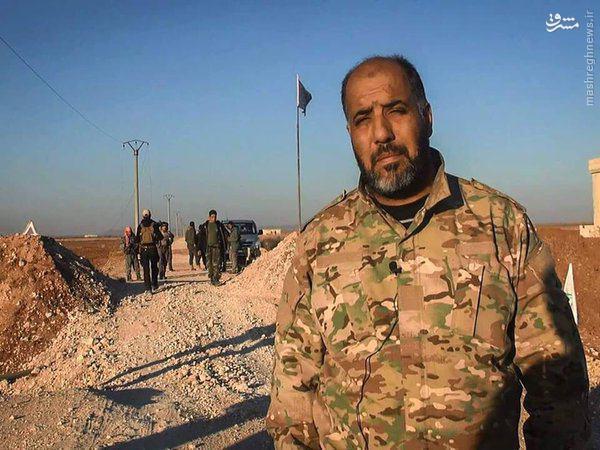 عکس/ هلاکت فرمانده جبهه الشام به دست داعش