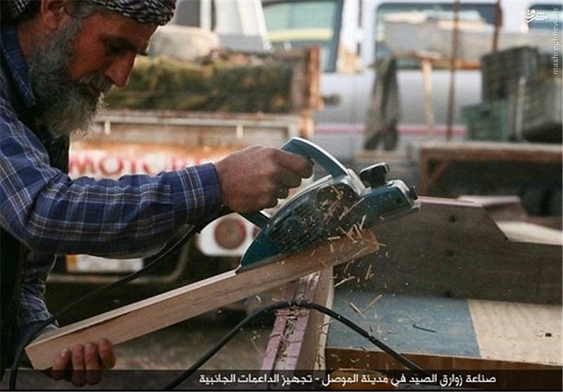 اعضای داعش اوقات فراغت خود را چگونه سپری میکنند +تصاویر