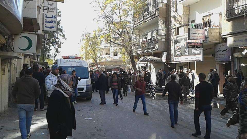 سه قدم مانده به آزادی کامل کوههای لاذقیه/شکست های سنگین تروریست ها در حلب انفجار در محله علویهای حمص/ ربودن 30 زن روستای ابوحمام