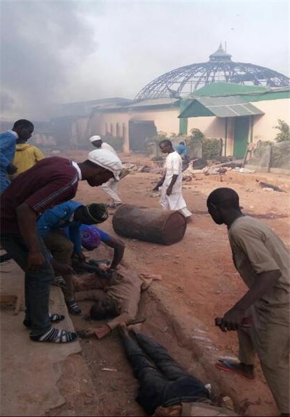 تصاویر جدید از کشته شدن شیعیان نیجریه
