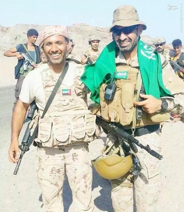 عکس/ هلاکت فرمانده نیروهای ویژه عربستان