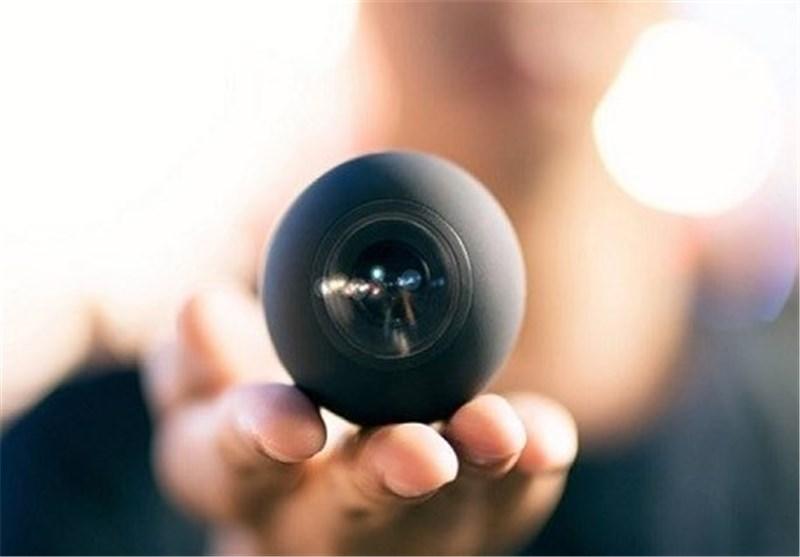 معرفی کوچکترین دوربین ۳۶۰ درجه جهان