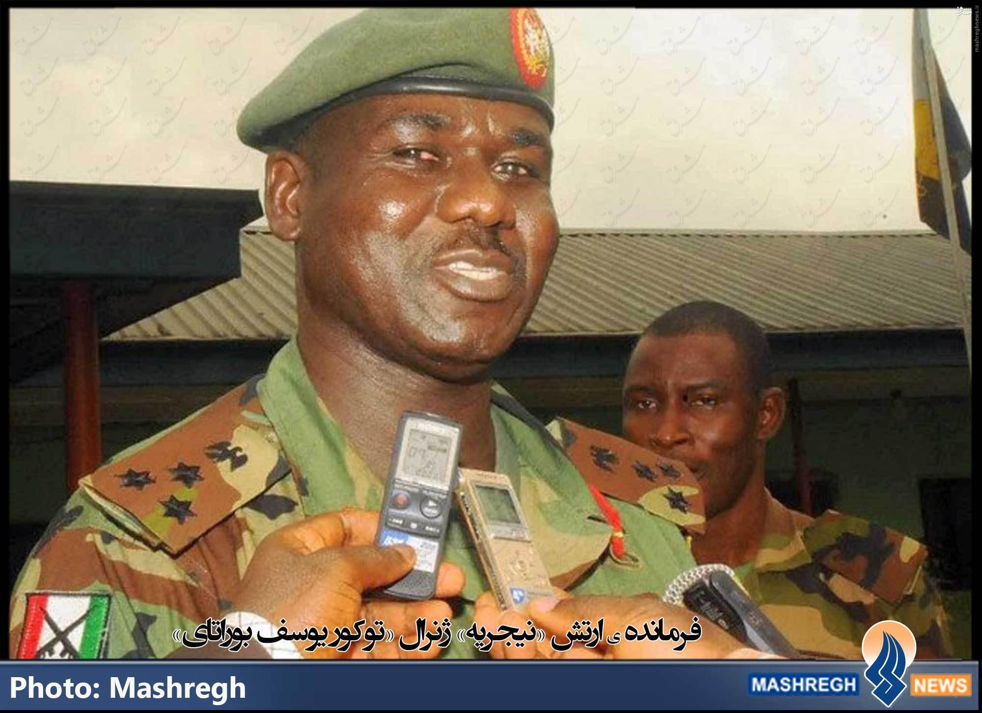 عکس/ قصابِ شیعیان «نیجریه»