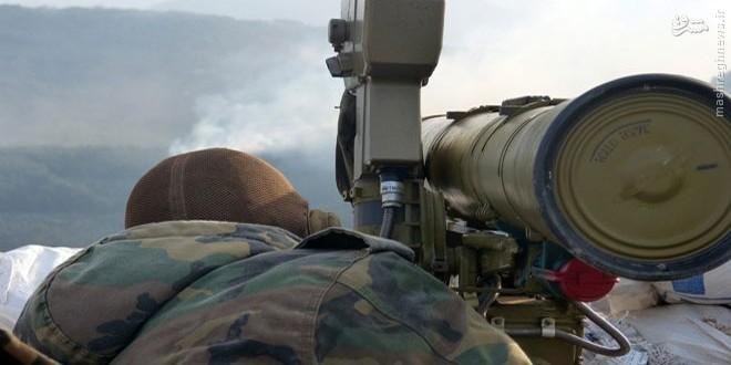آخرین نفس تروریست ها در لاذقیه/ ارتش سوریه در 6 کیلومتری حمص/ ریف دمشق در آستانه معادلات جدید/ حمله زیردریایی روسی به داعش +نقشه و عکس