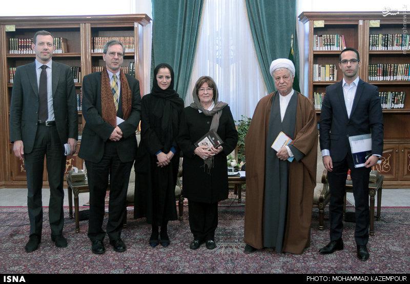1387376 289 آمریکا بایستی و حتما روحانی را در تسریع فرآیند اصلاحات در ایران یاری کند+ سند