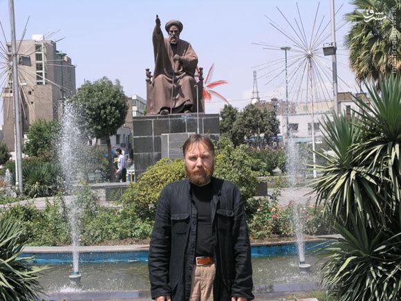 مصاحبه نادر طالبزاده با آلکساندر دوگین