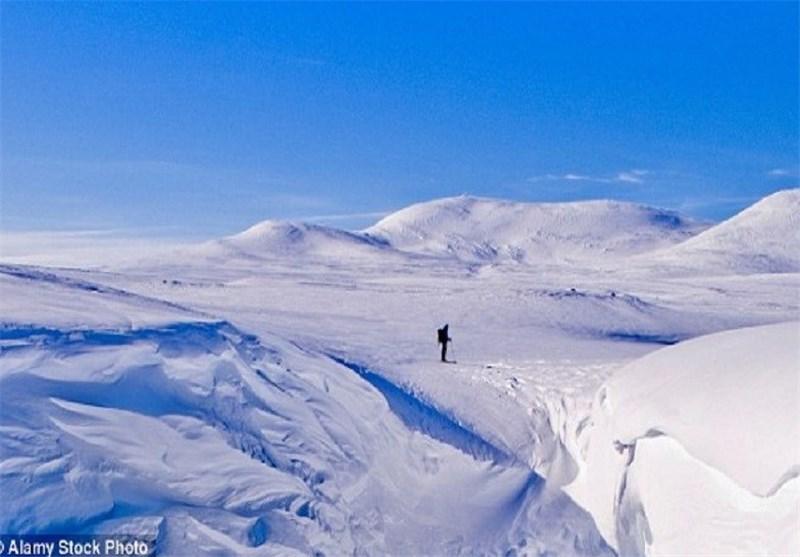 نروژیها یک کوه را به فنلاندیها هدیه میدهند + عکس