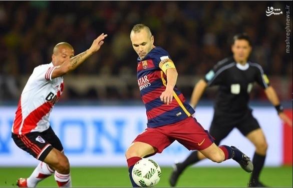 سومین قهرمانی بارسلونا در جام باشگاههای جهان/ آبروداری فغانی برای فوتبال ایران