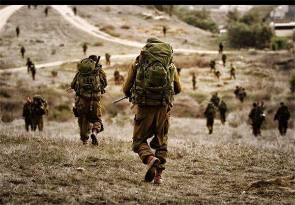 آماده باش رژیم صهیونیستی در مرزهای لبنان +عکس