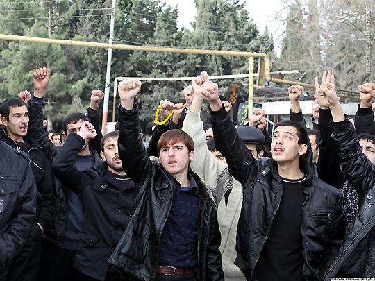 ادامه بازداشت شیعیان جمهوری آذربایجان و پلمب مساجد/ 95 درصد شیعیان نارداران بیکار شدند