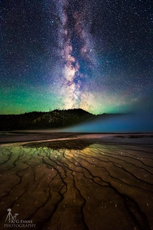 جدیدترین تصویر از کهکشان راه شیری