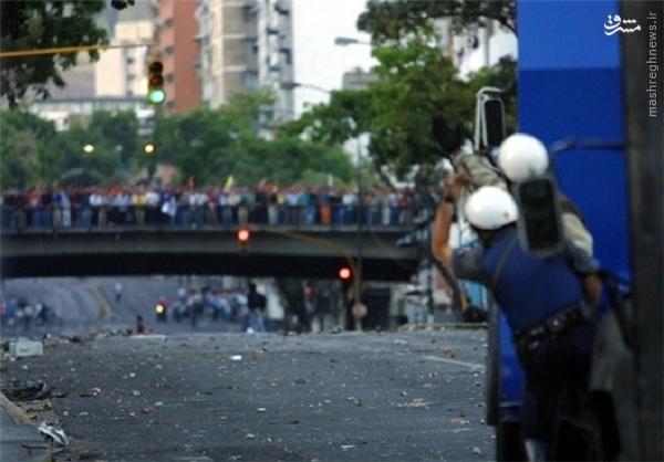 مداخلات آمریکا در ونزوئلا؛ از «بوش» تا «اوباما»