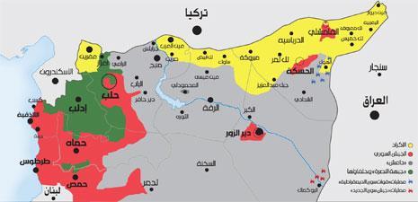 چرا درگیریها در شمال سوریه تشدید شده است/ طرح آمریکا برای توقف حمله جنگندههای روسی چیست؟/ آماده انتشار