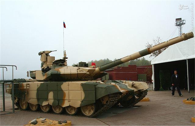 خرید تانک تی 90 در دستور کار نزاجا