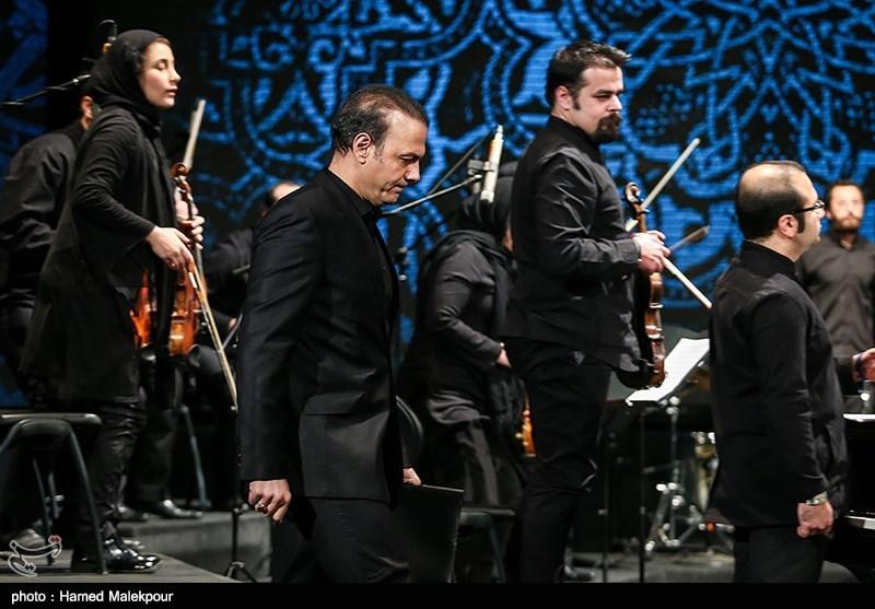 دو وزیر به کنسرت علیرضا قربانی رفتند + عکس