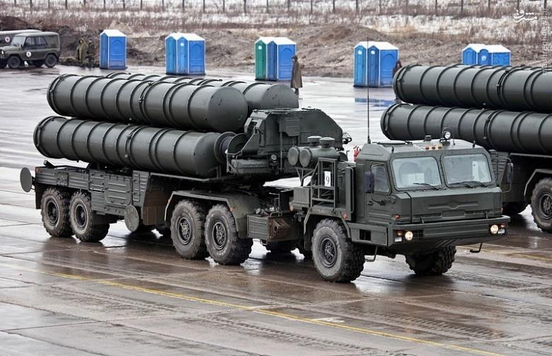 روسیه سامانه دفاع هوایی اس 400 را در سوریه مستقر کرد