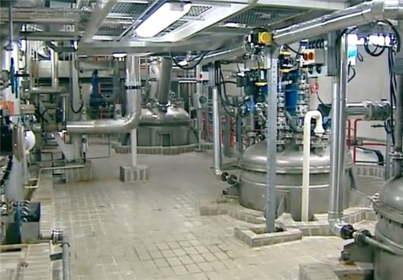 افتتاح کارخانه تولید مواد منفجره نسل جدید در کشور+عکس