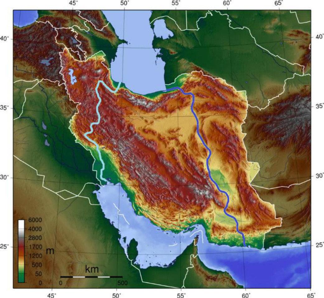 اتصال خزر به خلیج فارس؛ طرحی که موجب تحریمهای آمریکا شد +عکس